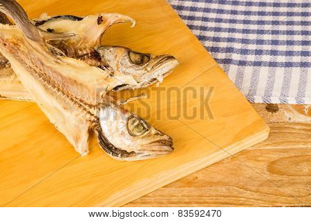 Dried Whiting