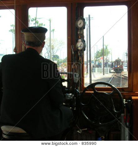 San Pedro Train