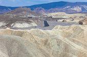 foto of arid  - the hottest arid desert in the USA - JPG