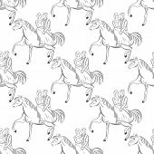 picture of encounter  - Vector seamless pattern for your design projects - JPG