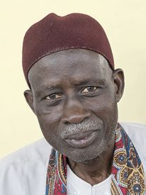 image of muslim man  - THIAROYE - JPG
