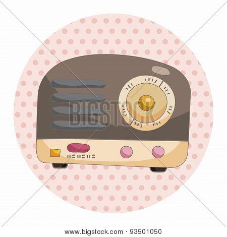 Radio Theme Elements