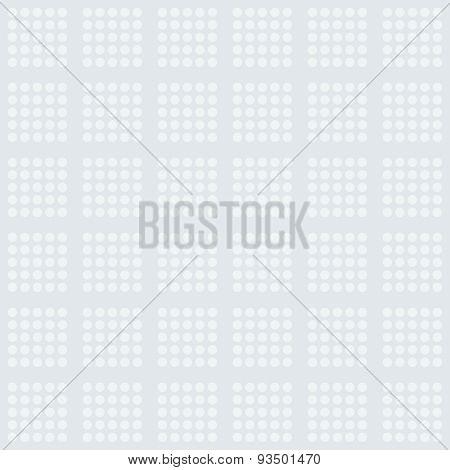 Light gray wallpaper. Seamless background. Vector EPS10.