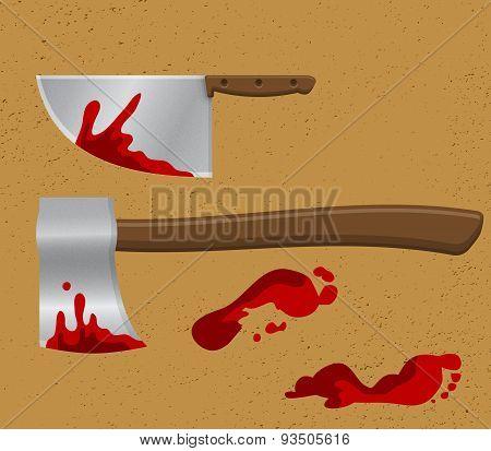 Bleeding Knife2