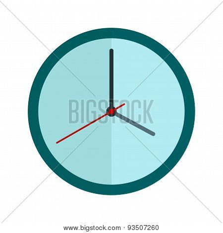 Clock, Time