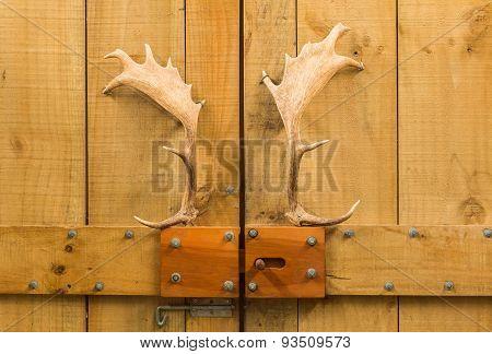 Antlers Door Handles