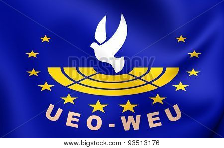 Assembly Of The Western European Union Flag