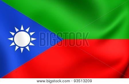 Flag Of The Balochistan Liberation Army