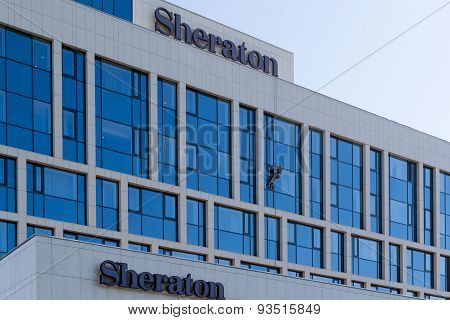 Sheraton Hotel In Ufa, Bashkortostan, Russian Federation