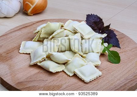 Raw Ravioli