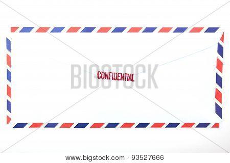 Break Through The Confidential Letter