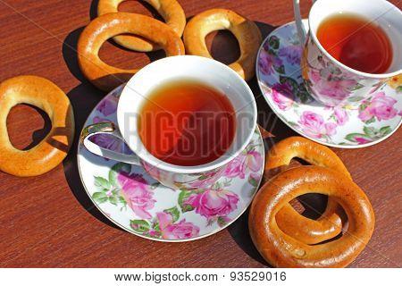 Tea And Bagels