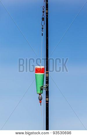 Float On Fishing Pole