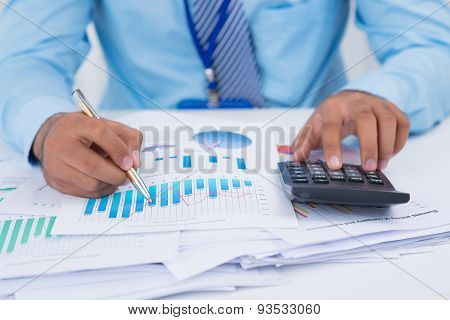 Analyzing Charts And Graphs