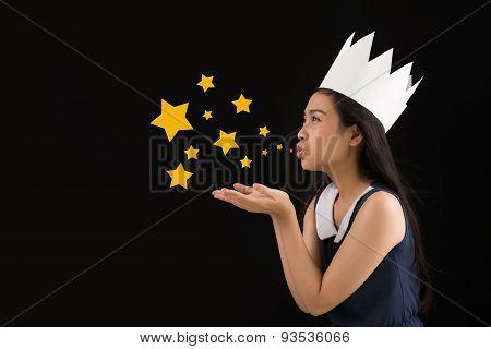 Blowing Stardust