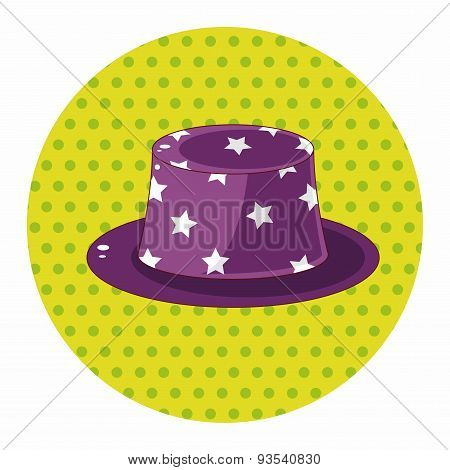 Birthday Hat Theme Elements