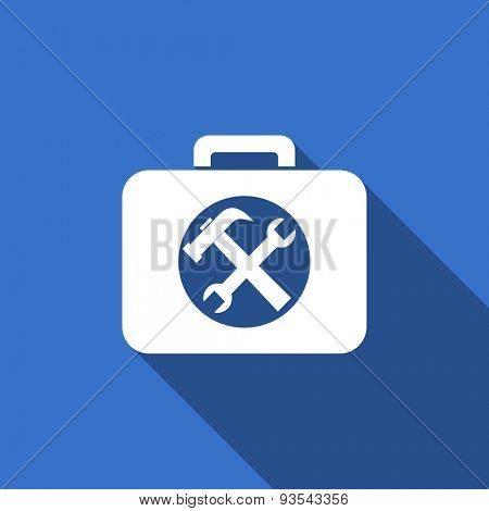 toolkit flat icon service sign