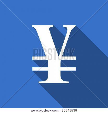 yen flat icon