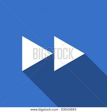 rewind flat icon