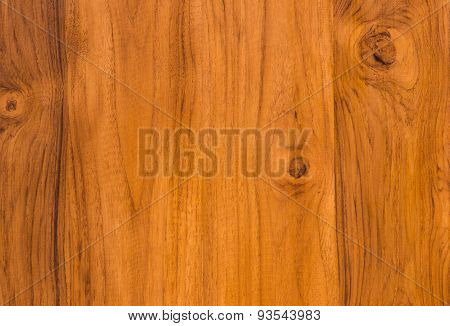 Nature  Pattern Of Teak Wood Decorative Furniture Surface