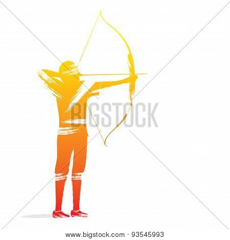 archery player design