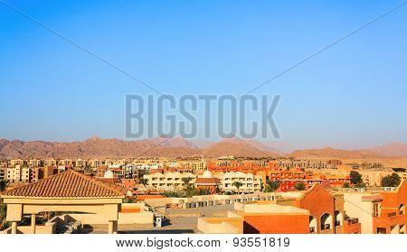Nabq view in Sharm El Sheikh