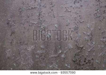 Gray Colored Rough Texture With Bulges