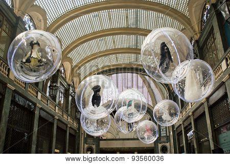 Saint Federico Gallery, Turin