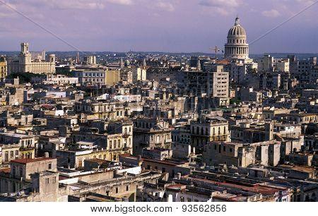 America Cuba Havana