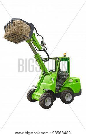 Loader agricultural