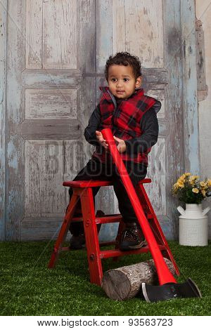 Little Lumberjack.