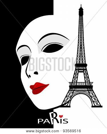 Paris Cards As Symbol Love And Romance Travel