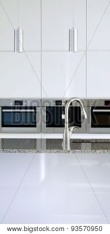 Modern Kitchen Close-up