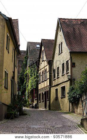 Weikersheim, Bavaria (Germany)