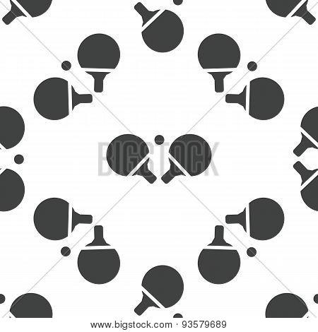 Table tennis pattern