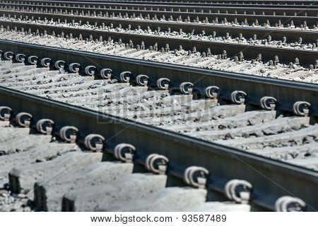 Photo of tracks