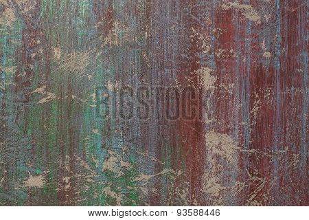 Background Of Grunge Painted Cement Wall