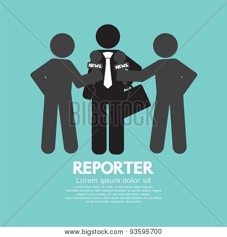 Reporter.