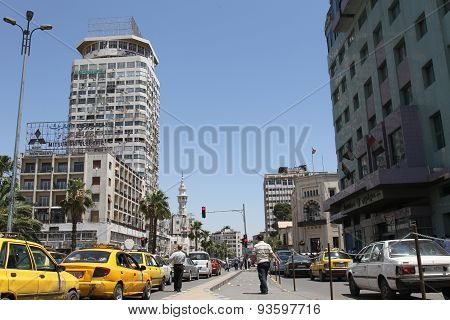 Damascus City