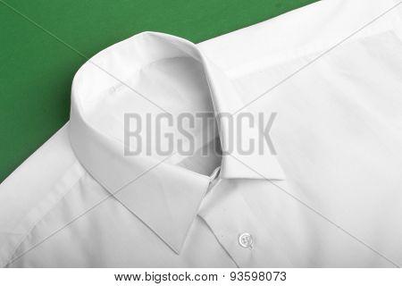 Fold long sleeves shirt