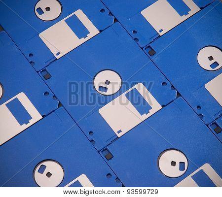 Floppy Data Disks