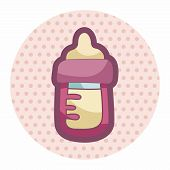 image of feeding  - Feeding Bottle Theme Elements - JPG