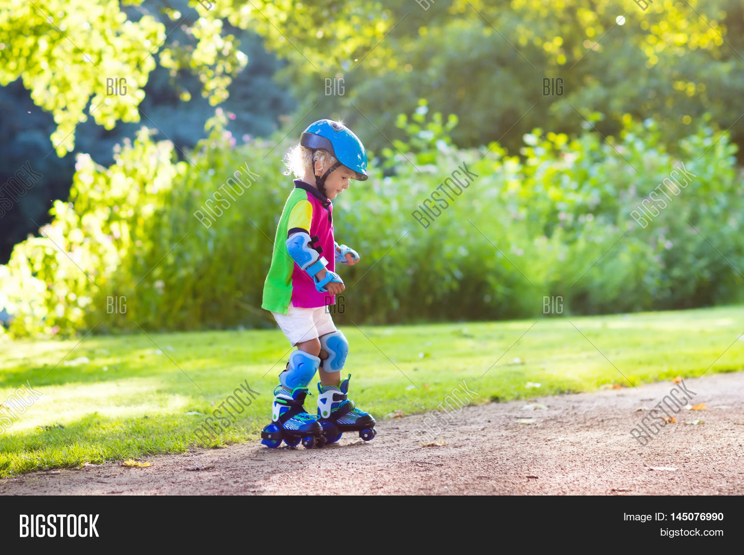Roller skating helmet