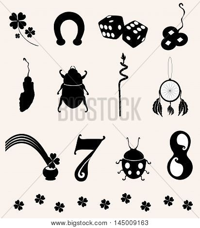 12 Symbols Of Luck