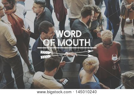 Social Media Socialize Technology Blog Concept