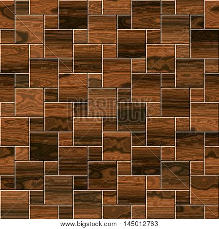 wooden parquet laminate flooring for seamless background