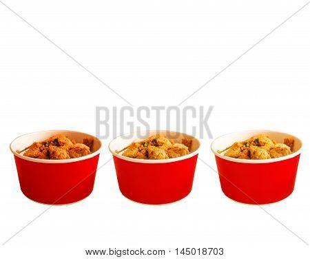 Spicy Chicken, salad chicken, salad spicy chicken
