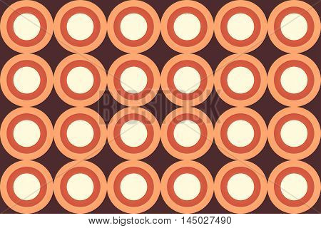 Sixties Background Vintage