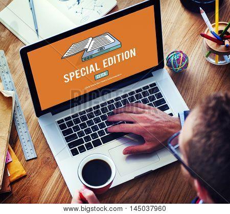 Special Edition Exclusive Limited Elegance Premium Concept