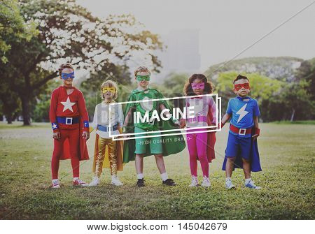 Imagine Ideas Thinking Vision Creative Dream Concept